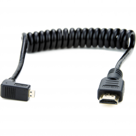ATOMOS CABLE MICRO-NORMAL HDMI COUDEE 30CM