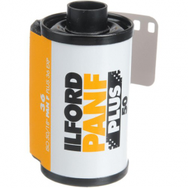 ILFORD FILM PAN F 50 36P