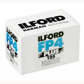 ILFORD FILM FP4 PLUS 24P