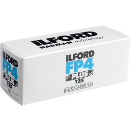 ILFORD FILM FP4 PLUS 120