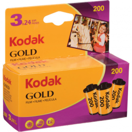 KODAK FILM GOLD 200/36X3