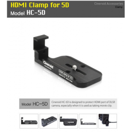 CINEROID CABLE CLAMPE 5D REF HC-D5