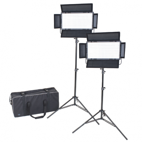 DORR VIDEO PANNEAU LED DLP820 kit 2 SAC TREP.