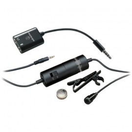 AUDIO TECHNICA ATR3350I MICRO CRAVATE SMARTPH