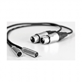 BLACKMAGIC D. VIDEO ASSIST MINI XLR CABLES