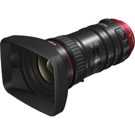CANON VIDEO OBJ ZOOM CN-E 18-80 T4.4 L IS KAS