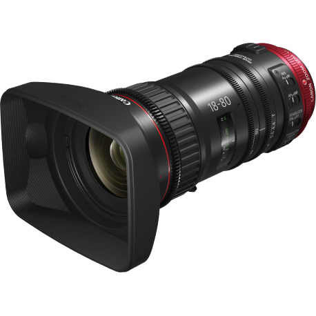CANON VIDEO OBJ ZOOM CN-E 16-80 T4.4 L IS KAS