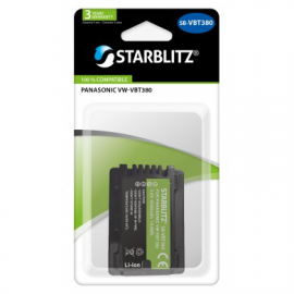 STARBLITZ VIDEO BATTERIE PANASONIC SB-VBT380