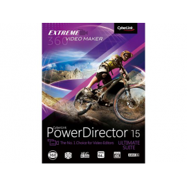 CYBERLINK POWER DIRECTOR 15 ULTIMATE SUITE