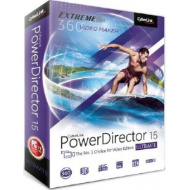 CYBERLINK POWER DIRECTOR 15 ULTIMATE