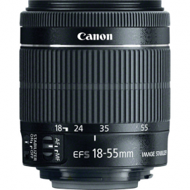 CANON ZOOM EF-S 18-55/4-5.6 IS STM