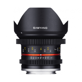 SAMYANG VIDEO 12MM T 3.1 VDSLR FISHEYE