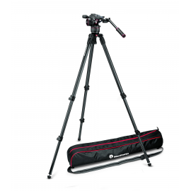MANFROTTO VIDEO MVKN8C NITROTECH + 535 CARBONNE
