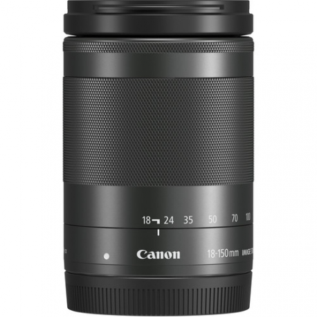 CANON ZOOM EF-M 18-150MM/3.5-6.3 IS STM GRAPH