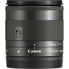 CANON ZOOM EF-M 11-22MM/4-5.6 IS STM