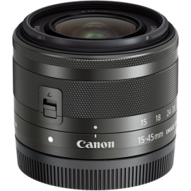 CANON ZOOM EF-M 15-45MM/3.5-6.3 IS STM