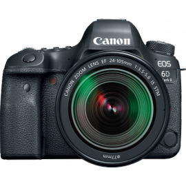 CANON EOS 6D MKII + 24-105 IS STM