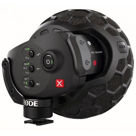 RODE MICRO STEREO VIDEO MIC X