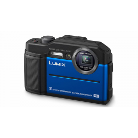 PANASONIC DMC-FT7 BLEU