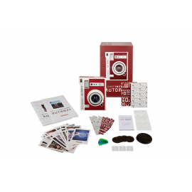 LOMO INSTANT AUTOMAT SOUTH BEACH ROUGE