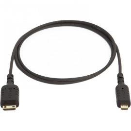8SINN CABLE EXTRA THIN MICRO/MINI HDMI 80CM