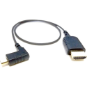 8SINN CABLE EXTRA THIN COUDE MICRO/HDMI 40CM
