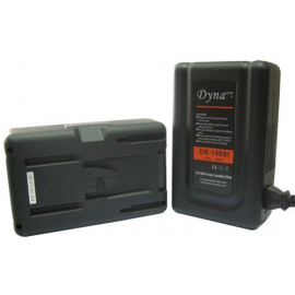DYNACORE DS-150SI BATTERIE V-LOCK+CHARGEUR