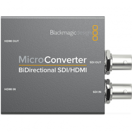 BLACKMAGIC D. MICRO CONVERT BIDIRECT SDI-HDMI wPSU