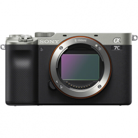 ACOMPTE RESERVATION SONY A7 C NU SILVER