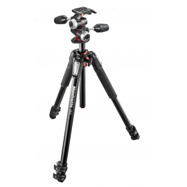 MANFROTTO MK055XPRO3-3W (KIT ROTULE 3D)
