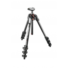 MANFROTTO MT190CXPRO4 TREPIED CARBONE 4 SEC.