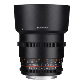 SAMYANG VIDEO 85MM T 1.5 VDSLR II SONY E